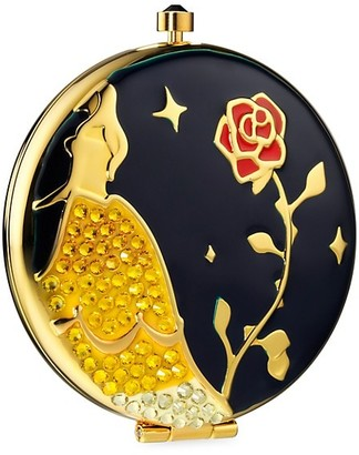 Estee Lauder x Disney Beauty Is Found Within Powder Compact By Monica Rich Kosann