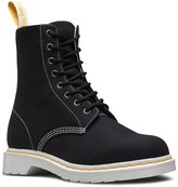 Dr. Martens Men's Page 8 Eye Fashion Boots, Canvas, 11 M, 12 M US