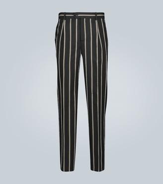 Éditions M.R Francois striped pants