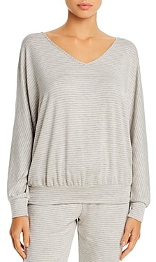 Eberjey Sadie Stripes Dolman Top