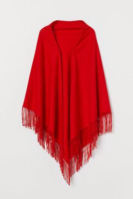 H&M Triangular Wool Scarf