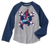 Gymboree Spiderman Star Tee