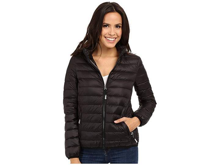 Tumi Clairmont Packable Travel Puffer Jacket