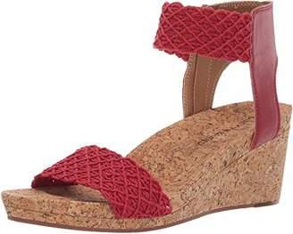 Lucky Brand Women's KIERONY Wedge Sandal