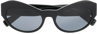 Versace Eyewear embellished sunglasses