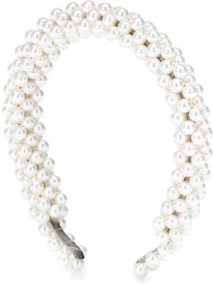 Shrimps Antonia faux-pearl headband