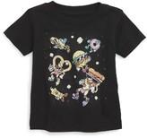Kid Dangerous Infant Boy's Snack Odyssey T-Shirt