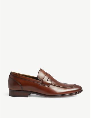 Aldo Camilgara leather loafers