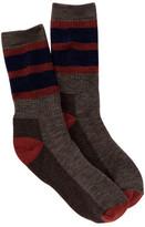 Smartwool Stripe Hike Crew Socks