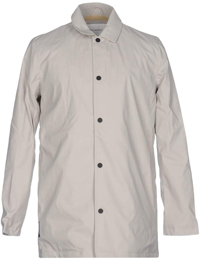 KILT HERITAGE Overcoats - Item 41700580CB
