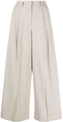 Fabiana Filippi Tailored Cropped Trousers
