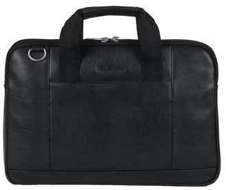 Ben Sherman Faux Leather Slim Business Case