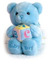 Aurora World Aurora® Musical ABC Teddy Bear in Blue