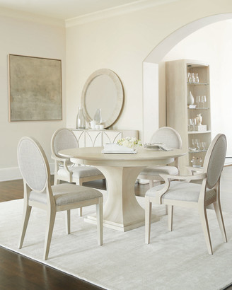 Bernhardt East Hampton Round Pedestal Dining Table