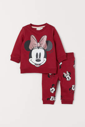 H&M Sweatshirt and trousers