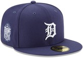 New Era Men's Navy Detroit Tigers Big Sean 59FIFTY Fitted Hat