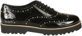 Hogan Embellished Oxford Shoes
