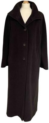 Basler Brown Wool Coat for Women Vintage