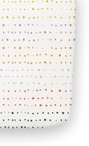 Petit Pehr 'Painted Dots' Cotton Crib Sheet