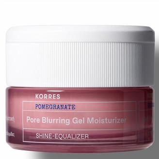 Korres Pomegranate Pore Blurring Gel Moisturizer 40ml