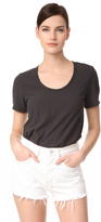 James Perse Cotton Linen Jersey Tee