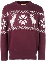 Levi's 'Reindeer' jumper
