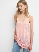 Gap Linen V-neck cami