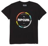 Rip Curl Boy's Sparta Premium Graphic T-Shirt