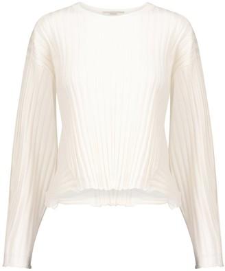 Stella McCartney Ribbed wool-blend sweater