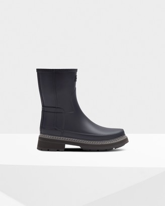 Hunter Women's Refined Stitch Detail Short Rain Boots