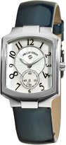 Philip Stein Teslar Women's 21-FMOP-LN Classic Navy Patent Leather Strap Watch