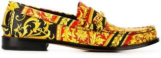 Versace Le Pop Classique loafers