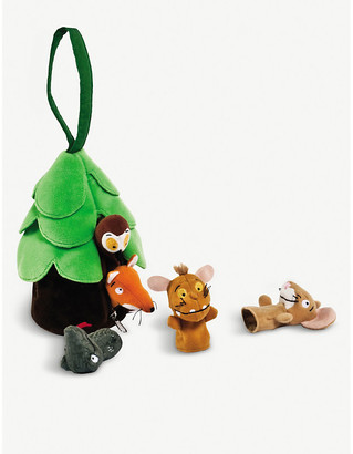 Selfridges The Gruffalos Child finger puppets set of five