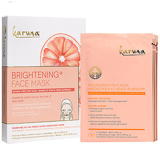 Karuna Brightening+ Mask 4 Pack.