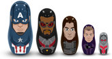 Disney Captain America Team Nesting Dolls - Captain America: Civil War