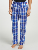 Polo Ralph Lauren Tampa Plaid Lounge Pants, Blue
