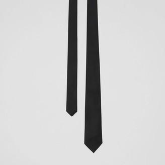 Burberry Classic Cut Silk Satin Tie