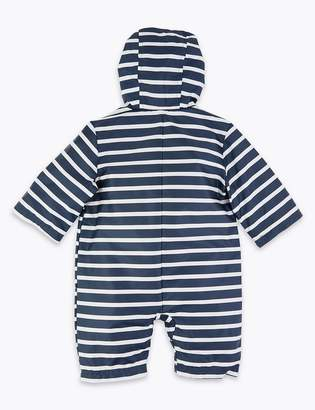 Marks and Spencer Striped Puddle Suit