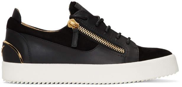 1e022ea269767 Giuseppe Zanotti Black Men's Sneakers | over 500 Giuseppe Zanotti Black  Men's Sneakers | ShopStyle