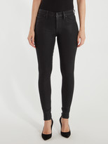 Hudson Jeans Barbara High Rise Super Skinny Ankle Jeans