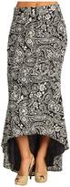 Winter Kate Kala Skirt (Print 90A) - Apparel