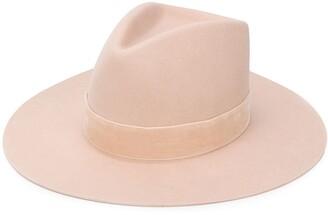 LACK OF COLOR Benson Tri fedora hat