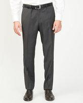 Le Château Stripe Wool Slim Leg Pant
