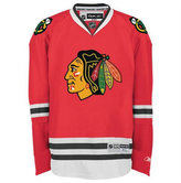Reebok Men's Chicago Blackhawks Premier Jersey