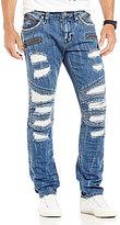 Rock Revival Gayle Skinny Moto Jeans