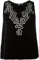 Antonio Marras floral print vest