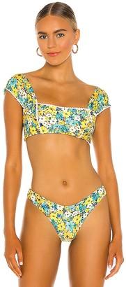L-Space Gizelle Bikini Top