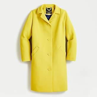 J.Crew Car coat in Italian double-cloth wool