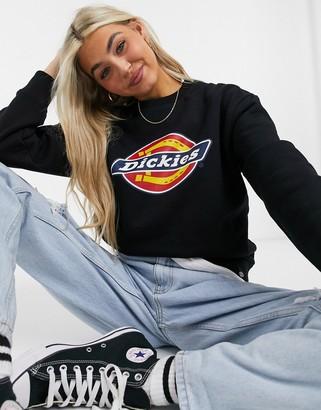 Dickies Pittsburgh sweatshirt in black