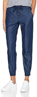 Great Plains Women's Darla Denim Jogger Trousers,(Size: 12)
